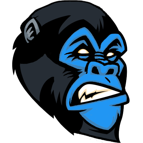 Blue gorilla - photo#8